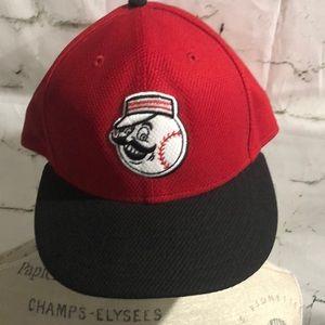 Cincinnati Reds New Era 59fifty 7 3/8 Hat